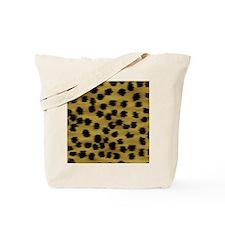 cheetah-brn2-ff Tote Bag