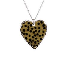 cheetah-brn2-ff Necklace