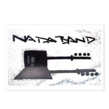 Nadaband Postcards (Package of 8)