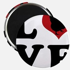 chick-love Magnet