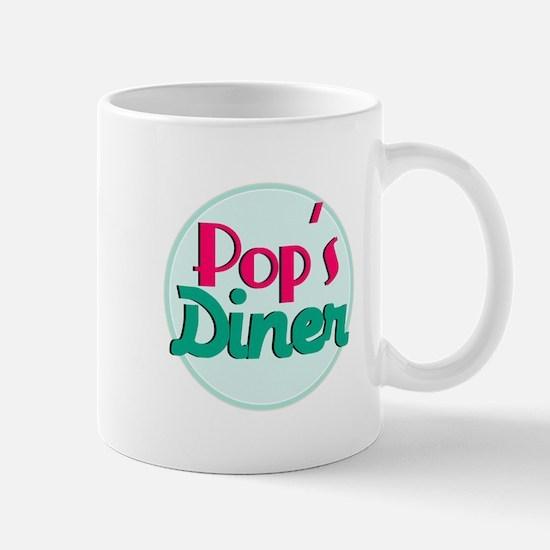 Pops Diner Mugs
