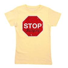 Stop_Bullying Girl's Tee
