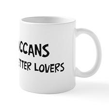 Morocco - better lovers Mug