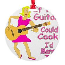 GuitarCook Ornament