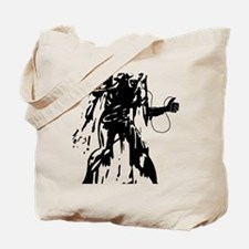 idrone zombie transparent inverted.gif Tote Bag