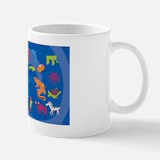 Alphabet Toiletry Mug