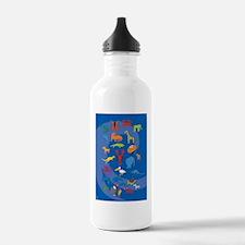 Alphabet nook Water Bottle