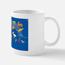 Alphabet Coin Purse Mug
