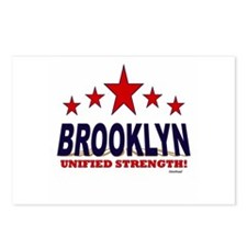 Brooklyn Unified Strength Postcards (Package of 8)