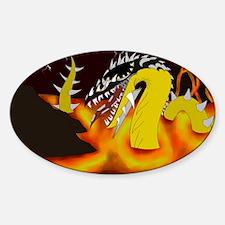 Volcano Dragon Decal