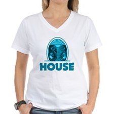 housebrauTeal Shirt