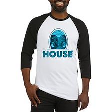 housebrauTeal Baseball Jersey