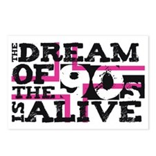 Dream of the 90s Pink Postcards (Package of 8)