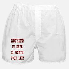 nolife2 Boxer Shorts