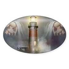 Jesus_Lighthouse Decal