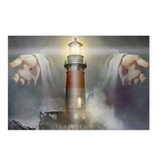 Jesus_Lighthouse Postcards (Package of 8)