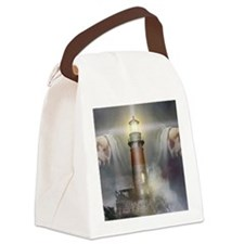 Jesus_Lighthouse Canvas Lunch Bag