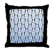 Penguins7100 Throw Pillow