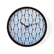Penguins7100 Wall Clock