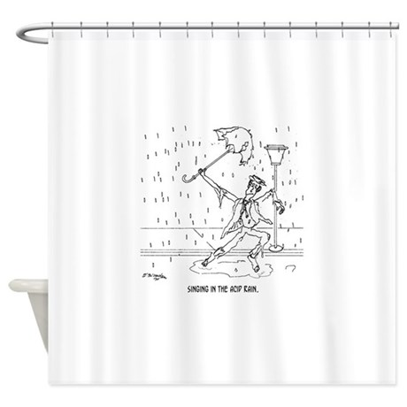 0644_acid_rain_cartoon Shower Curtain by Admin_CP2326331