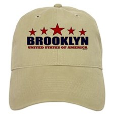 Brooklyn U.S.A. Baseball Cap