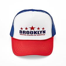 Brooklyn U.S.A. Trucker Hat