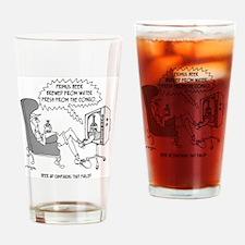 4983_beer_cartoon Drinking Glass