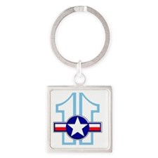 bs11 2012 mil Square Keychain