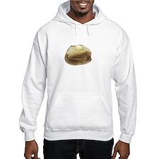 Potatoes Potate White Hoodie