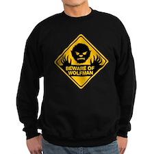 Beware_Wolfman Sweatshirt