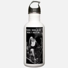 sin Water Bottle