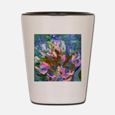 iPadS Monet Detail Shot Glass