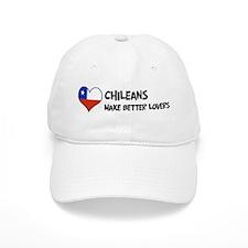 Chile - better lovers Baseball Cap