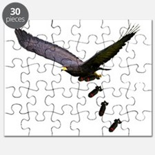 Black Hawk Bombing Run (Dropping Bombs) Puzzle