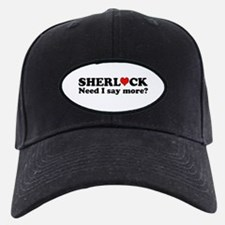 Loving Sherlock Baseball Hat