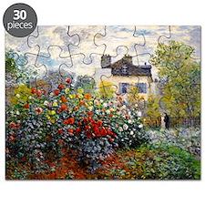NC Monet Argenteuil Puzzle
