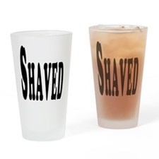 Shaved Drinking Glass