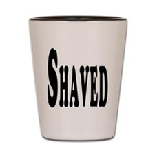 Shaved Shot Glass
