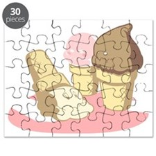 ice cream Puzzle