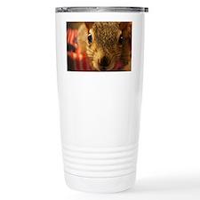 squirrelcloseup Travel Mug
