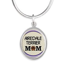 Airedale Terrier Mom Necklaces