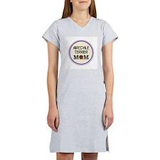Airedale Terrier Mom Women's Nightshirt