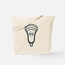Lacrosse Spartans Personalize Tote Bag