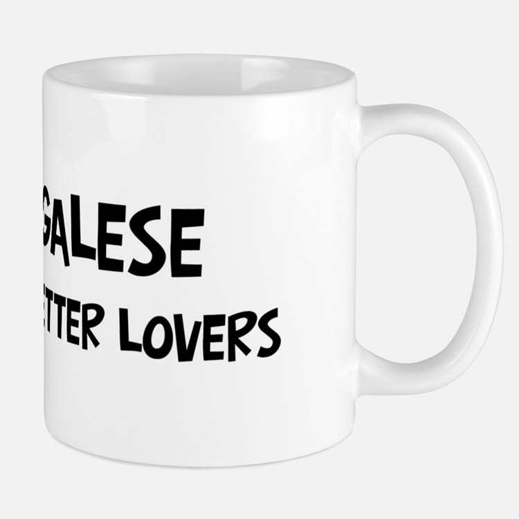Senegal - better lovers Mug