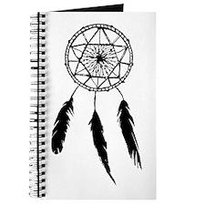 Monotone Dreamcatcher Journal