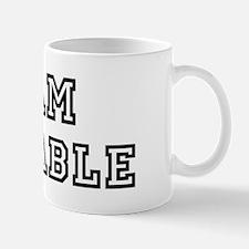 ERASABLE is my lucky charm Mug
