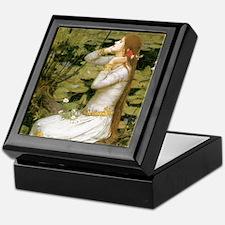 Ophelia Keepsake Box