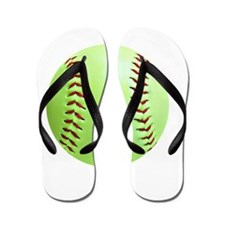 Softball T-Shirt, Gifts for Dads Son or Flip Flops