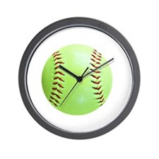 Softball T-Shirt, Gifts for Dads Son or Wall Clock