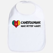 Cameroon - better lovers Bib